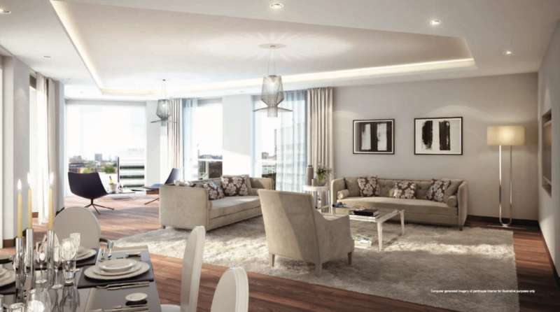 2 Bedrooms Flat for sale in Sovereign Court, Montpellier House, Glenthorne Road