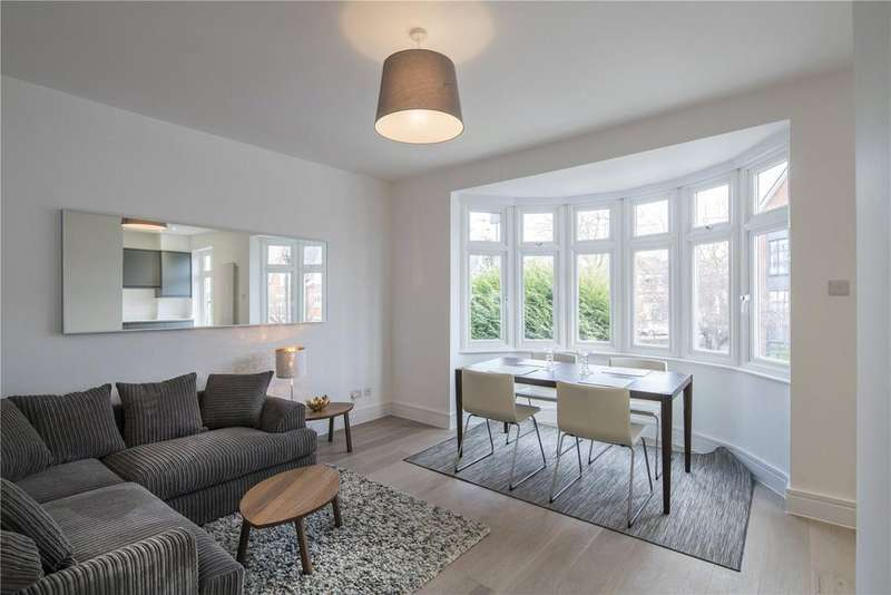3 Bedrooms Apartment Flat for sale in Robson Avenue, Willesden, NW10