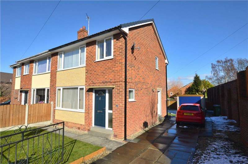 3 Bedrooms Semi Detached House for sale in Finkin Lane, Stanley, Wakefield, West Yorkshire