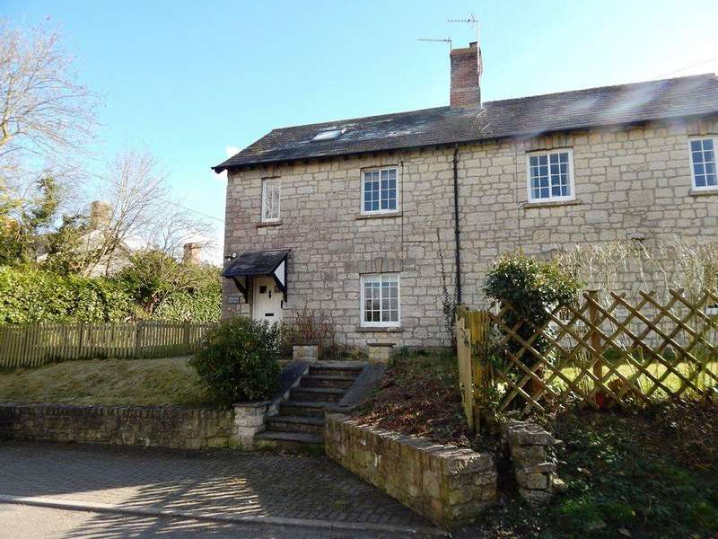 3 Bedrooms Semi Detached House for rent in South Barrow, Yeovil, Somerset, BA22