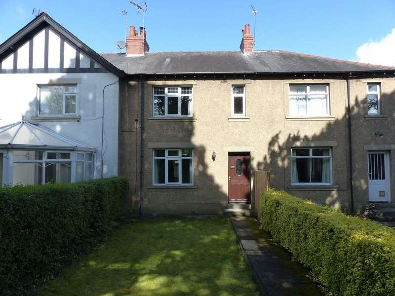 3 Bedrooms Terraced House for rent in Park Road, Guiseley