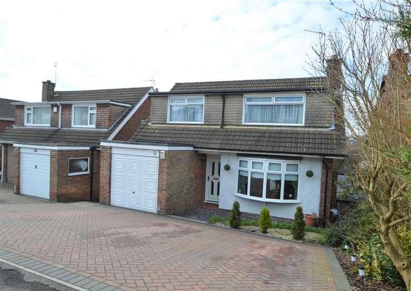 4 Bedrooms Detached House for sale in Mount Pleasant, Keyworth, Nottingham