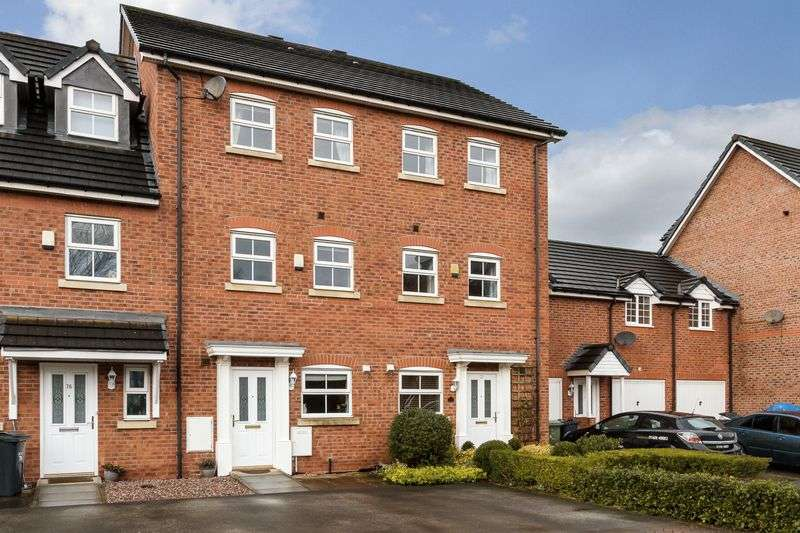 4 Bedrooms Property for sale in Drillfield Road, Northwich