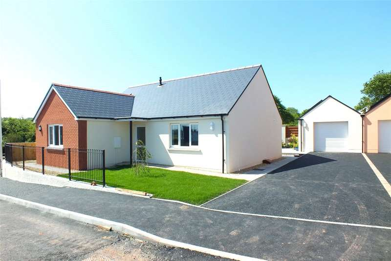 3 Bedrooms Detached Bungalow for sale in Plot 8, Bowett Close, Hundleton, Pembroke