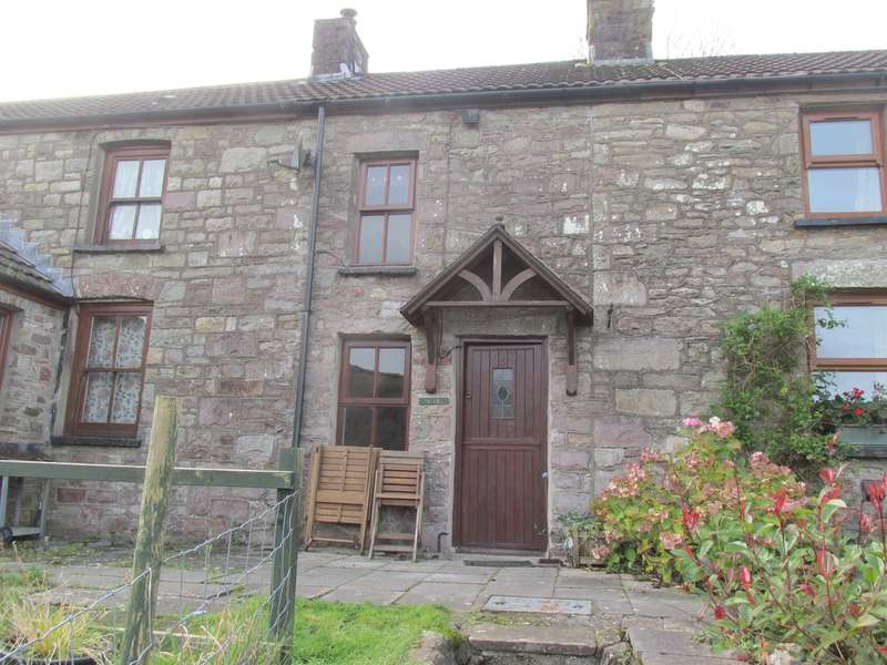2 Bedrooms Cottage House for sale in Evans Row, Pontsticill, Merthyr Tydfil
