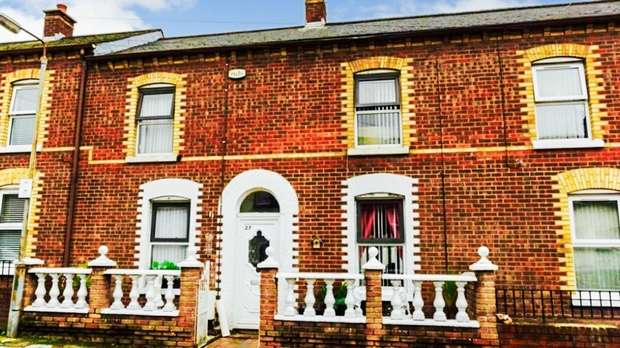 2 Bedrooms Terraced House for sale in Donard Street, Belfast, County Down