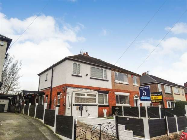 3 Bedrooms Semi Detached House for sale in Albert Avenue, Stoke-on-Trent, Staffordshire