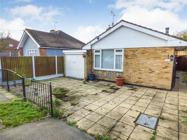 2 Bedrooms Detached Bungalow for sale in Denham Road, Canvey Island, Essex