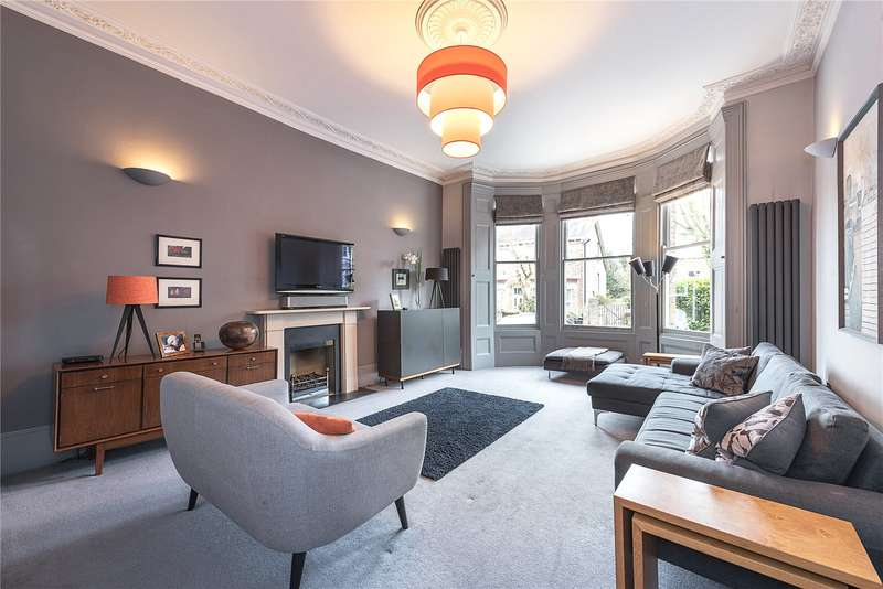 6 Bedrooms Semi Detached House for sale in Bloomfield Road, Highgate, London, N6