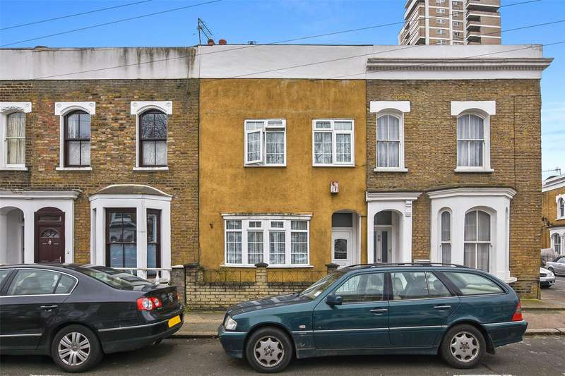 3 Bedrooms House for sale in Ropery Street, Bow, London, E3