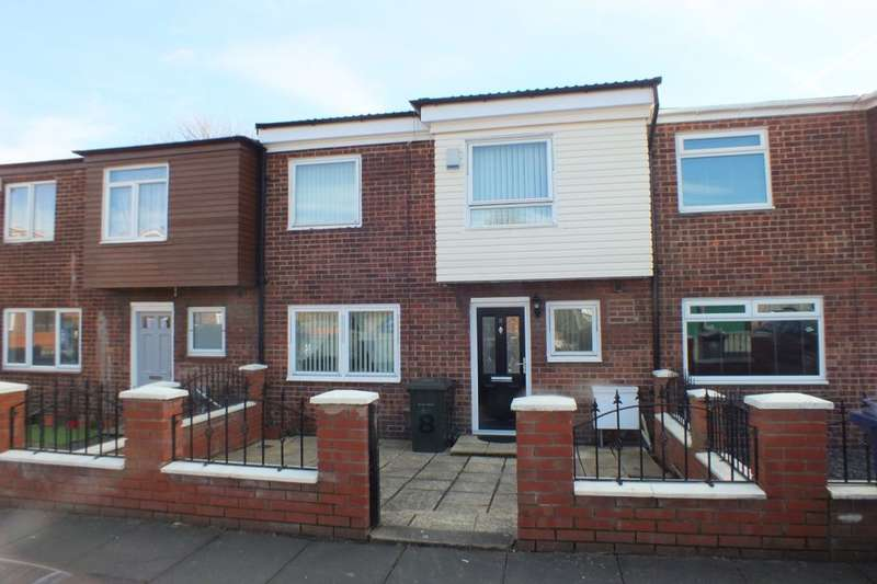 3 Bedrooms Terraced House for sale in Charlotte Close, Newcastle Upon Tyne, NE4