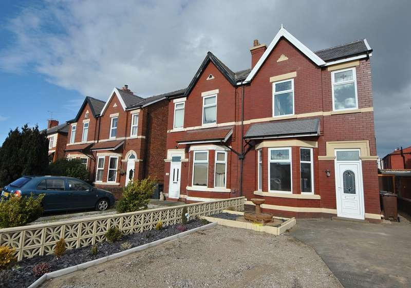 3 Bedrooms Semi Detached House for sale in Marshside Road, Southport, PR9