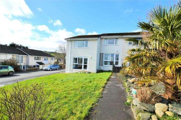 2 Bedrooms Terraced House for sale in Oaklands Park, Buckfastleigh, Devon