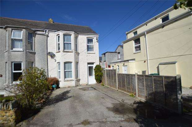 4 Bedrooms End Of Terrace House for sale in Gannel View, Newquay, Cornwall