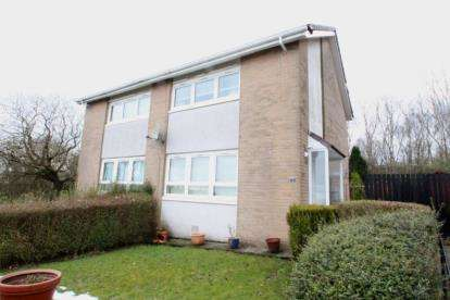 2 Bedrooms Semi Detached House for sale in Auchencrow Street, Glasgow, Lanarkshire
