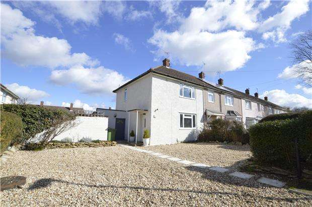 2 Bedrooms End Of Terrace House for sale in Oldbury Road, CHELTENHAM, Gloucestershire, GL51 0HH