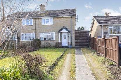 3 Bedrooms Semi Detached House for sale in Harveys Lane, Winchcombe, Cheltenham, Gloucestershire