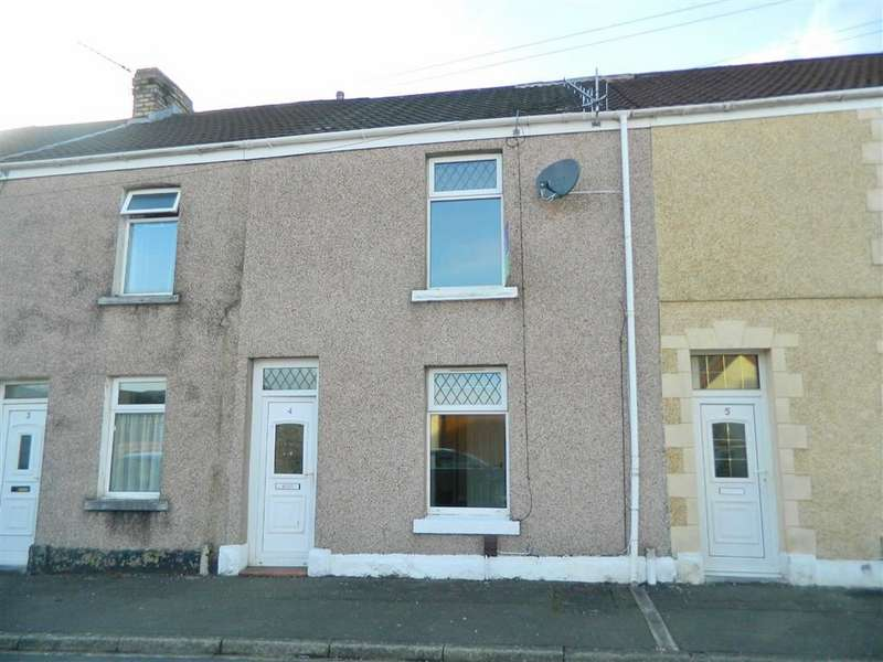 2 Bedrooms Terraced House for sale in Sylvia Terrace, Brynhyfryd