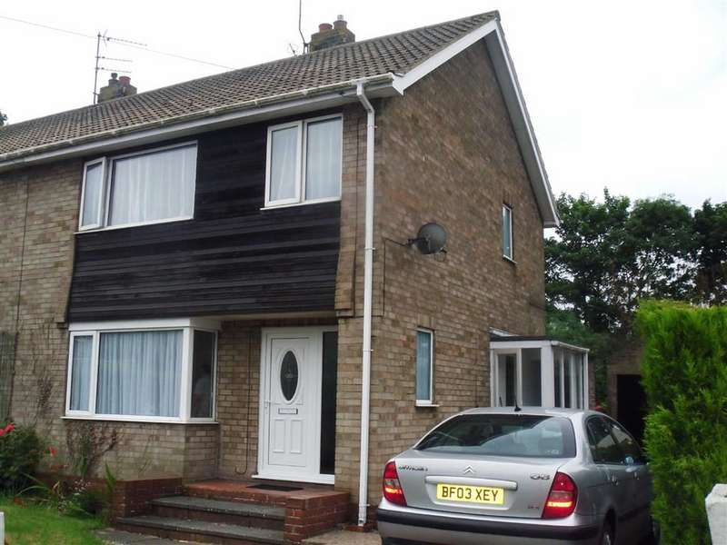 3 Bedrooms Semi Detached House for rent in Tranmere Park, HORNSEA, East Yorkshire