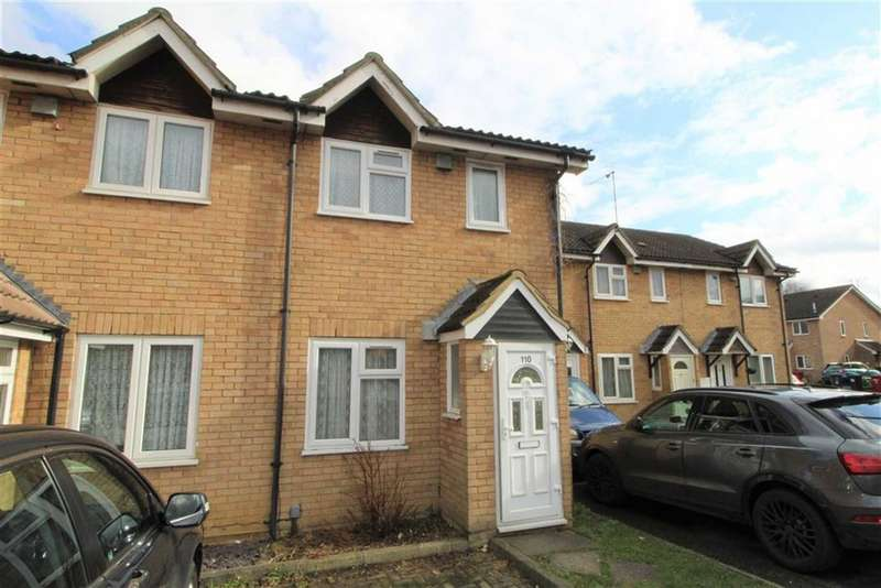 2 Bedrooms End Of Terrace House for sale in Bader Gardens, Slough, Berkshire
