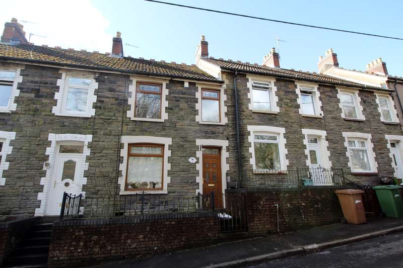 3 Bedrooms Terraced House for sale in East View, Brithdir, New Tredegar, NP24