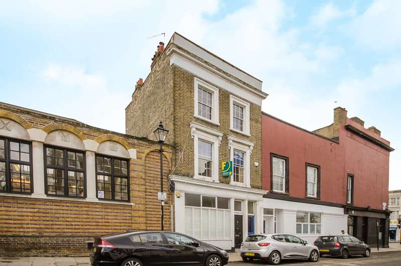 2 Bedrooms Maisonette Flat for sale in Bridgeman Road, Barnsbury, N1
