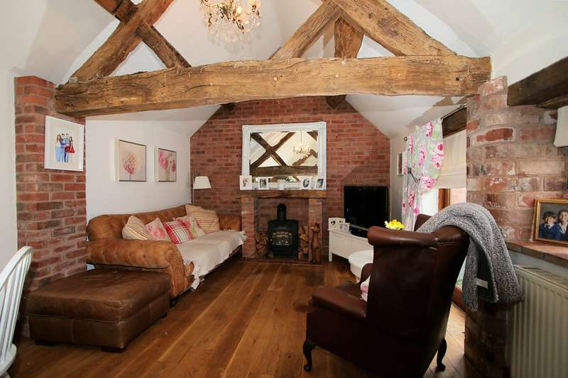 1 Bedroom Barn Conversion Character Property for sale in Thicknall Lane, Clent, Stourbridge, DY9