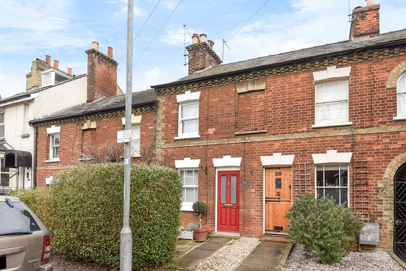 2 Bedrooms Terraced House for sale in Benslow Lane, Hitchin, SG4