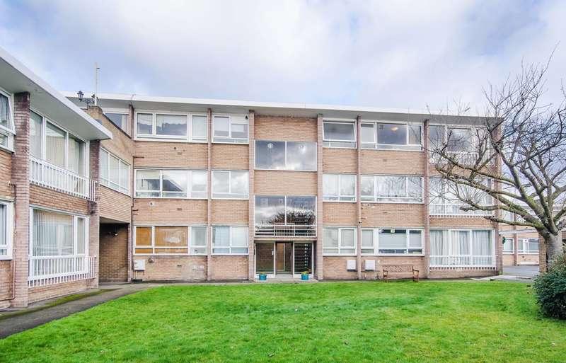 2 Bedrooms Flat for sale in Salmon Street, Kingsbury, NW9