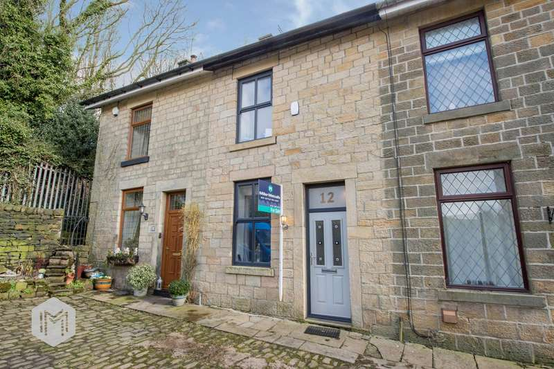 3 Bedrooms Terraced House for sale in Lumn Street, Bury, BL9