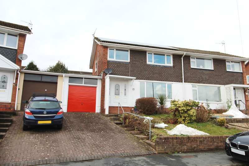 3 Bedrooms Semi Detached House for sale in Anthony Drive, Caerleon, Newport, NP18