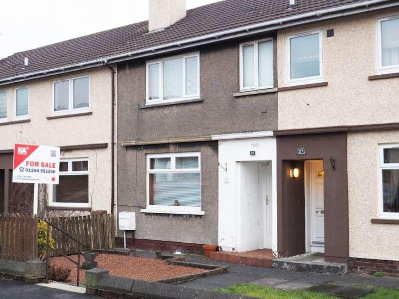 2 Bedrooms Terraced House for sale in 25 Shavian Terrace, Kilwinning, KA13 6DA