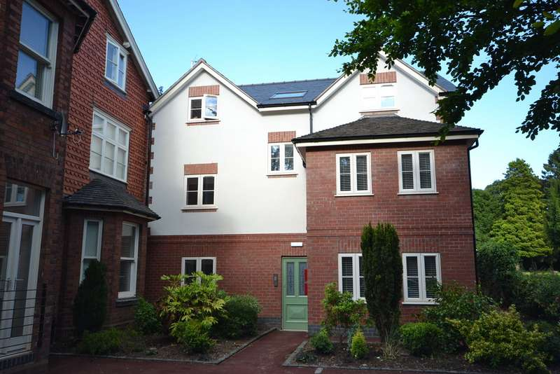 2 Bedrooms Apartment Flat for rent in Radford Street, Stone ST15