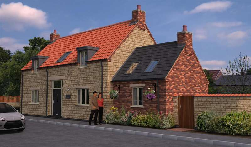 4 Bedrooms Property for sale in Millgate, Wellingore, Lincoln