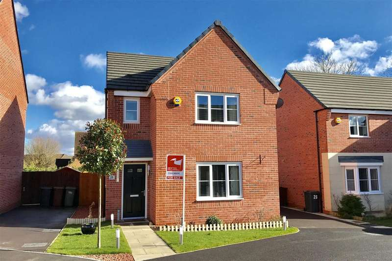 3 Bedrooms Property for sale in Mason Road, Melton Mowbray
