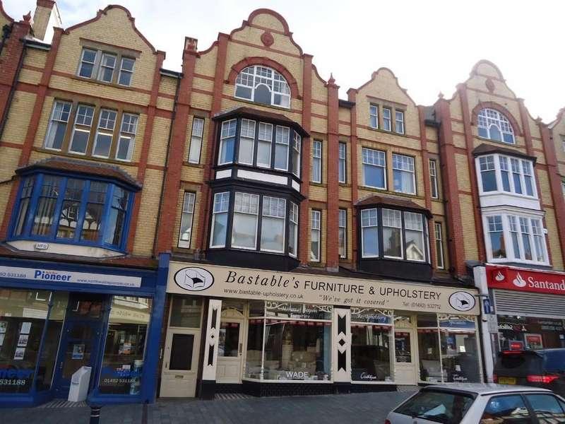 1 Bedroom Apartment Flat for sale in Penrhyn Road, Colwyn Bay