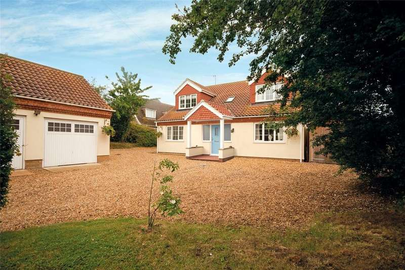 4 Bedrooms Detached House for sale in High Street, Harrington