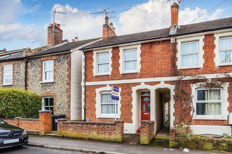 3 Bedrooms Terraced House for sale in Guildford Town