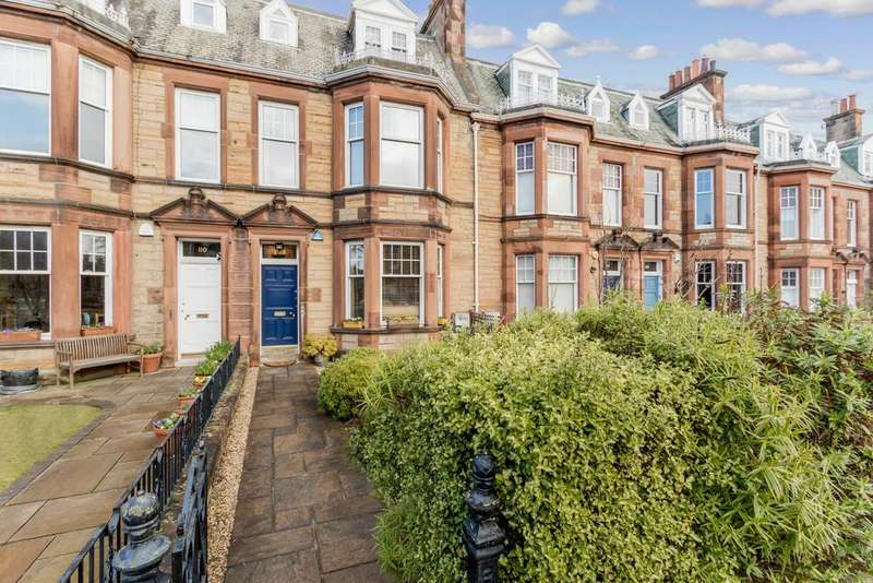 4 Bedrooms Terraced House for sale in 108 Craiglea Drive, Morningside, Edinburgh, EH10 5PN