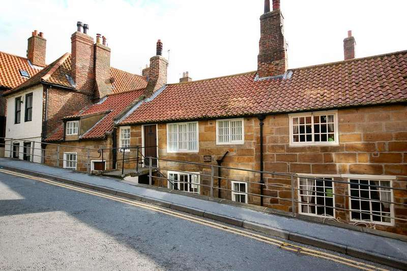 1 Bedroom Cottage House for sale in BRUNSWICK STREET, WHITBY YO21