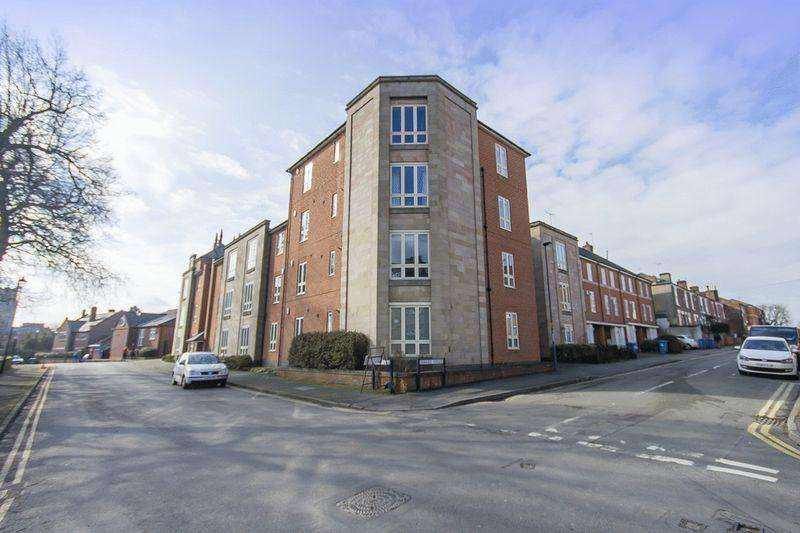 2 Bedrooms Apartment Flat for sale in The School Yard, Derby