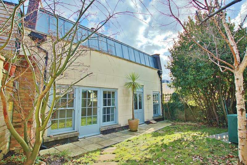 2 Bedrooms Detached House for sale in Central Southampton