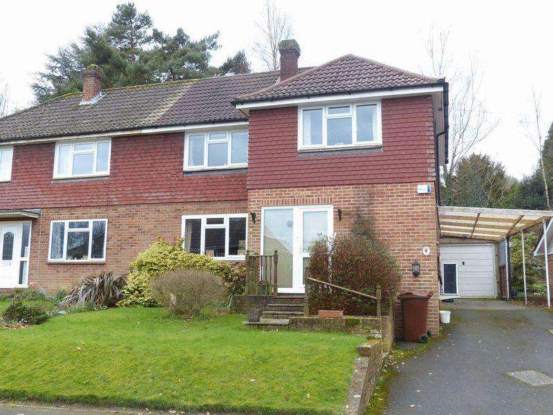 3 Bedrooms Semi Detached House for sale in Pearse Place, Lamberhurst