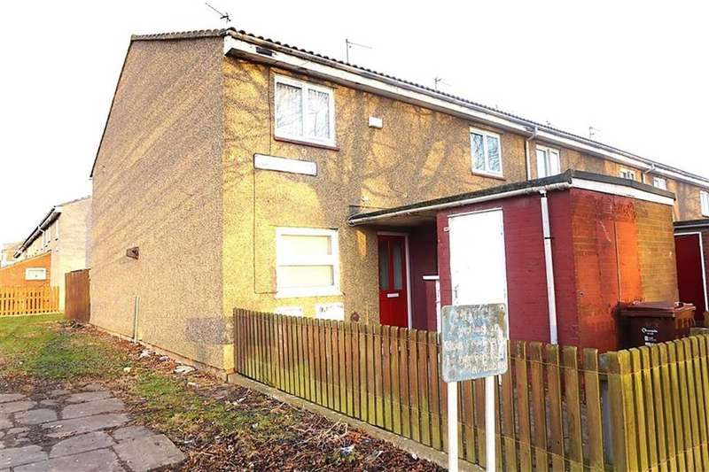 2 Bedrooms End Of Terrace House for sale in Sefton Street, West hull, Hull, HU3