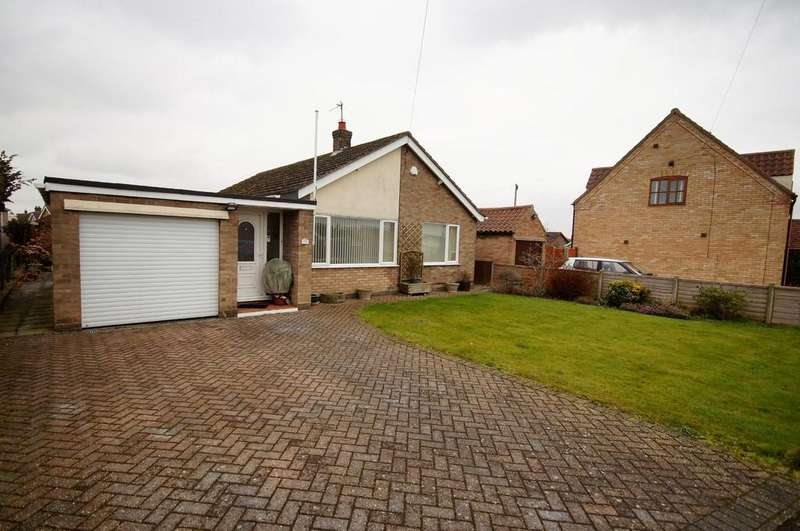 3 Bedrooms Detached Bungalow for sale in Meadow Rise, Saxilby