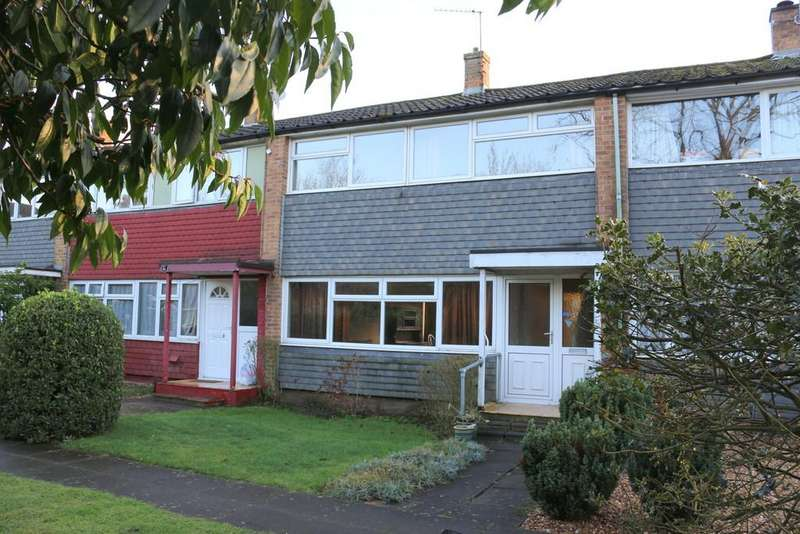 3 Bedrooms Terraced House for sale in The Cedars, Byfleet
