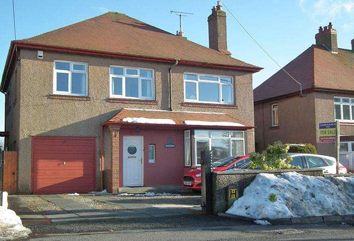 3 Bedrooms Detached House for sale in Ravensby Todlaw Road, Duns, TD11 3EW