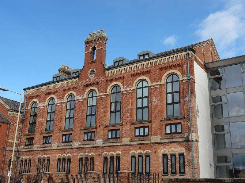 2 Bedrooms Apartment Flat for rent in Apartment 21, Victoria House, Oswestry