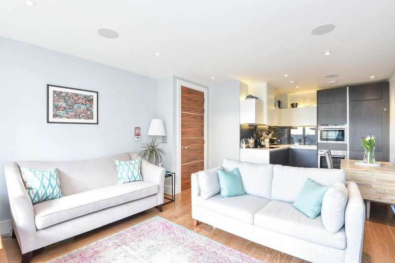 2 Bedrooms Flat for sale in Tizzard Grove, Blackheath