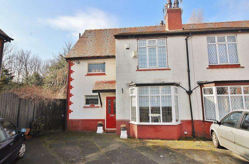 3 Bedrooms Semi Detached House for sale in Burnley Avenue, Ainsdale
